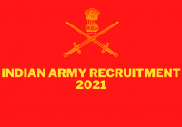 Indian Army NCC Special Entry Recruitment 2021 - Apply Online for 55 Vacancy