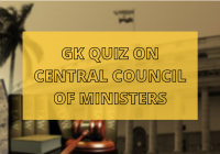GK Question and Answer on India Polity 2021