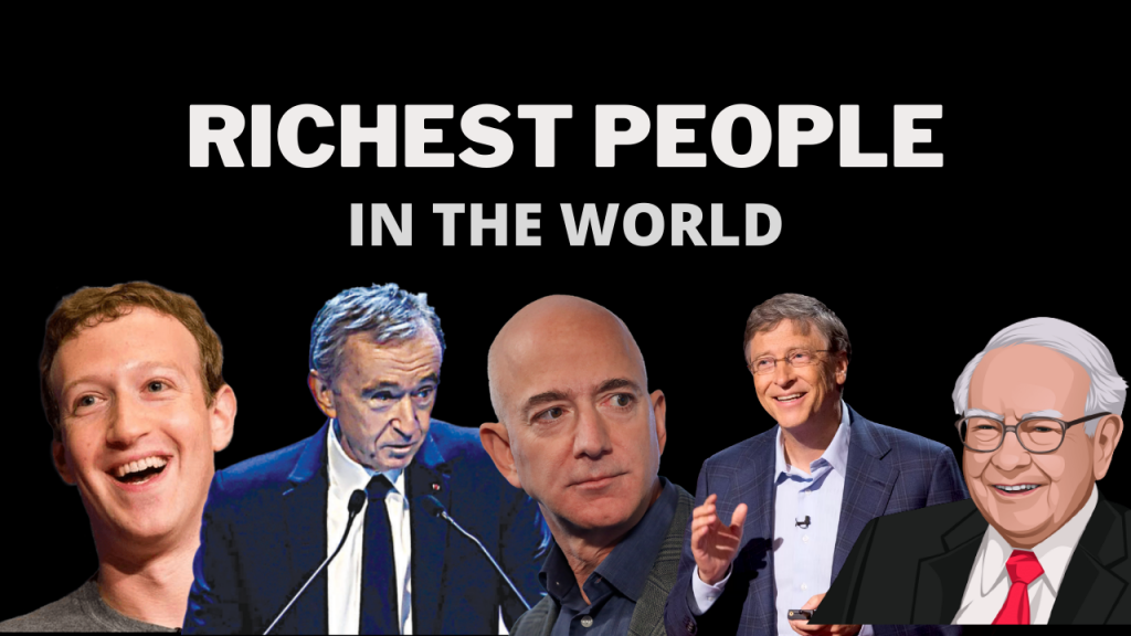 Richest Person in the World