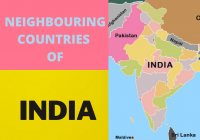 Neighbouring Countries of India